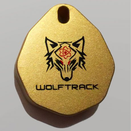 gold wolftrack gps locator