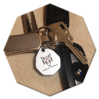 GPS Tracker for Keys