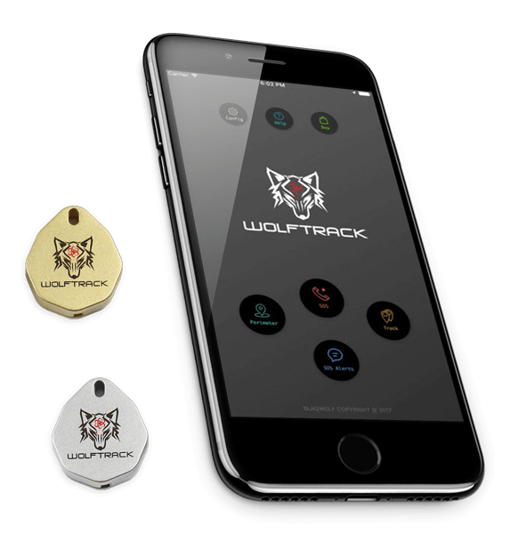 BlaqWolf WolfTrack GPS Locator